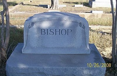 BISHOP, FAMILY STONE - Bell County, Texas   FAMILY STONE BISHOP - Texas Gravestone Photos