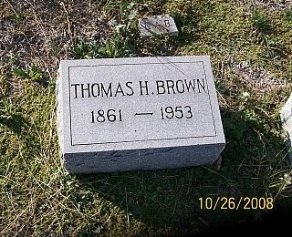 BROWN, THOMAS H. - Bell County, Texas | THOMAS H. BROWN - Texas Gravestone Photos