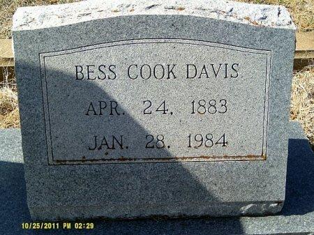 DAVIS, BESS - Bell County, Texas   BESS DAVIS - Texas Gravestone Photos