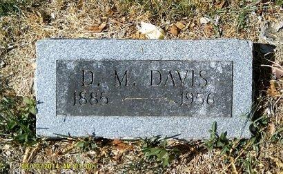 DAVIS, D. M. - Bell County, Texas   D. M. DAVIS - Texas Gravestone Photos