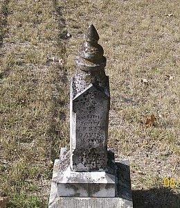 DAVIS, INFANT SON - Bell County, Texas | INFANT SON DAVIS - Texas Gravestone Photos