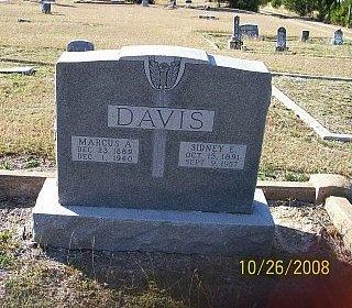 SOUTHERLAND DAVIS, SIDNEY ETHEL - Bell County, Texas | SIDNEY ETHEL SOUTHERLAND DAVIS - Texas Gravestone Photos