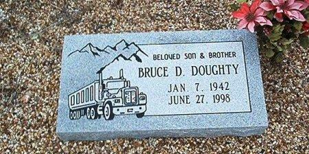 DOUGHTY, BRUCE D. - Bell County, Texas | BRUCE D. DOUGHTY - Texas Gravestone Photos