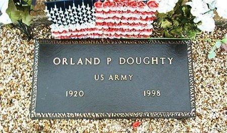 DOUGHTY (VETERAN), ORLAND PRICE - Bell County, Texas | ORLAND PRICE DOUGHTY (VETERAN) - Texas Gravestone Photos