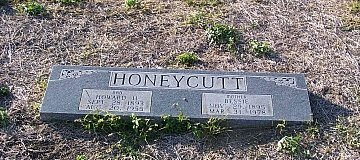 HONEYCUTT, HOWARD H. - Bell County, Texas | HOWARD H. HONEYCUTT - Texas Gravestone Photos