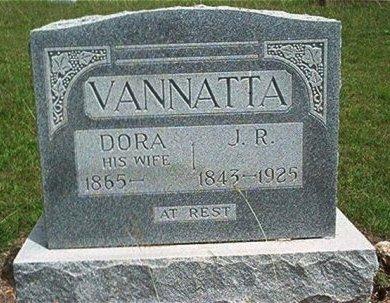 HUGHLING VANNATTA, DORA ELLEN - Bell County, Texas | DORA ELLEN HUGHLING VANNATTA - Texas Gravestone Photos
