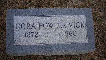 VICK, CORA HELEN - Bell County, Texas   CORA HELEN VICK - Texas Gravestone Photos