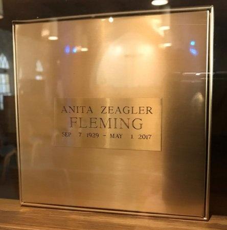 ZEAGLER FLEMING, ANITA - Bexar County, Texas | ANITA ZEAGLER FLEMING - Texas Gravestone Photos