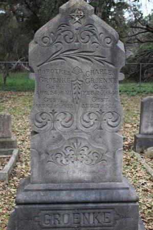 "ROEGE GROENKE, DOROTHEA ""DORA"" - Bexar County, Texas | DOROTHEA ""DORA"" ROEGE GROENKE - Texas Gravestone Photos"