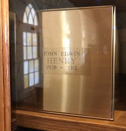 HENRY, JOHN EDWIN - Bexar County, Texas   JOHN EDWIN HENRY - Texas Gravestone Photos