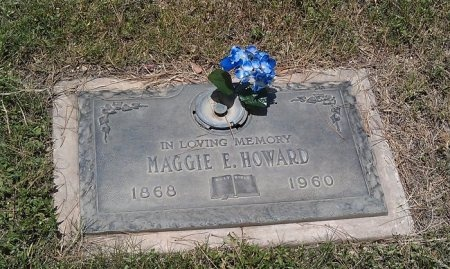 "HOWARD, MARGARET ""MAGGIE"" - Bexar County, Texas   MARGARET ""MAGGIE"" HOWARD - Texas Gravestone Photos"