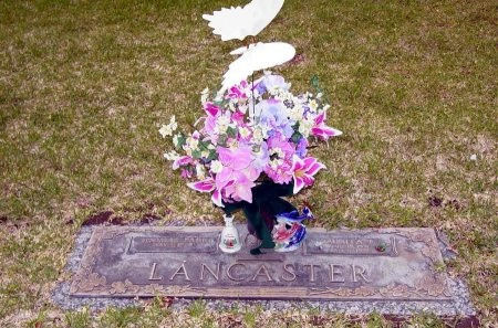 LANCASTER, THOMAS PARK - Bexar County, Texas | THOMAS PARK LANCASTER - Texas Gravestone Photos