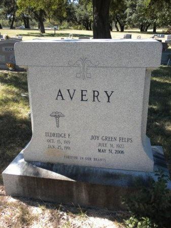 FELPS AVERY, JOY EILEEN - Blanco County, Texas | JOY EILEEN FELPS AVERY - Texas Gravestone Photos