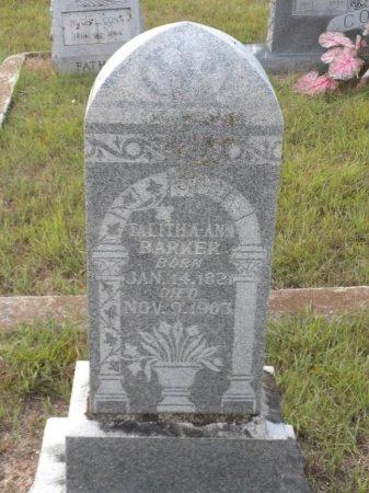 BARKER, TALITHA ANN - Blanco County, Texas   TALITHA ANN BARKER - Texas Gravestone Photos