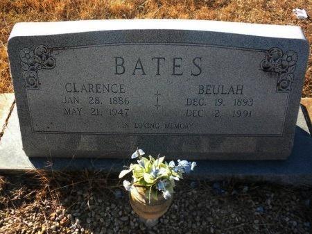 BATES, BEULAH - Blanco County, Texas | BEULAH BATES - Texas Gravestone Photos