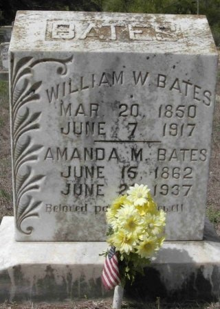 FELPS BATES, AMANDA MIRANDA - Blanco County, Texas   AMANDA MIRANDA FELPS BATES - Texas Gravestone Photos