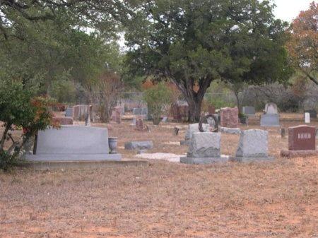 *CEMETERY VIEW,  - Blanco County, Texas |  *CEMETERY VIEW - Texas Gravestone Photos
