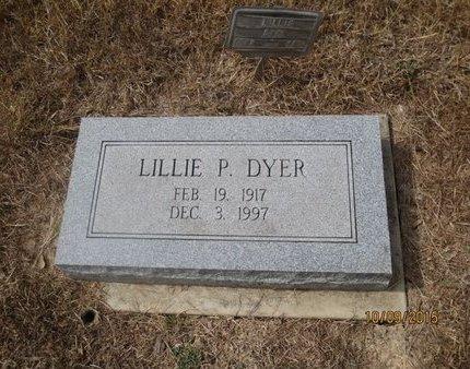 LUERSEN DYER, LILLIE PEARL - Blanco County, Texas | LILLIE PEARL LUERSEN DYER - Texas Gravestone Photos