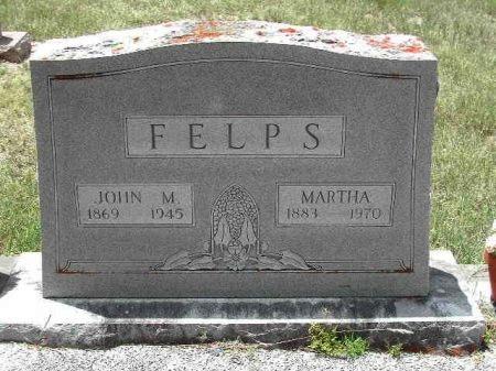 FELPS, JOHN MILAM - Blanco County, Texas | JOHN MILAM FELPS - Texas Gravestone Photos