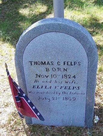 FELPS, THOMAS C. - Blanco County, Texas | THOMAS C. FELPS - Texas Gravestone Photos