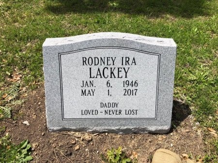 LACKEY, RODNEY IRA - Blanco County, Texas | RODNEY IRA LACKEY - Texas Gravestone Photos