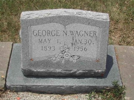 WAGNER, GEORGE NUGENT - Blanco County, Texas | GEORGE NUGENT WAGNER - Texas Gravestone Photos