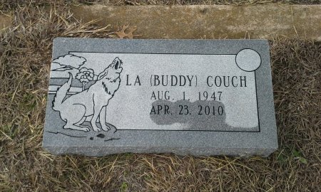 """COUCH, LOWELL ARCHIE """"BUDDY"""" - Bosque County, Texas   LOWELL ARCHIE """"BUDDY"""" COUCH - Texas Gravestone Photos"""