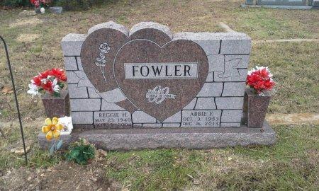 FOWLER, REGGIE - Bosque County, Texas   REGGIE FOWLER - Texas Gravestone Photos