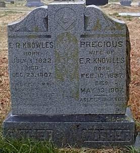 KNOWLES, ELIJAH ROGER - Bosque County, Texas   ELIJAH ROGER KNOWLES - Texas Gravestone Photos