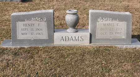 ADAMS, HENRY F - Bowie County, Texas | HENRY F ADAMS - Texas Gravestone Photos