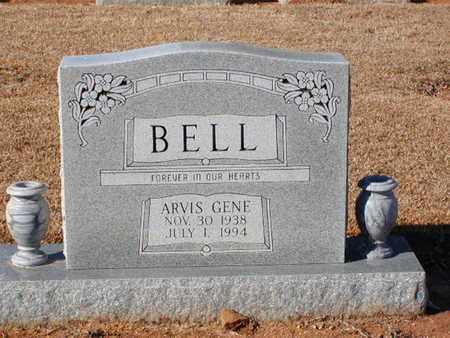 BELL, ARVIS GENE - Bowie County, Texas   ARVIS GENE BELL - Texas Gravestone Photos