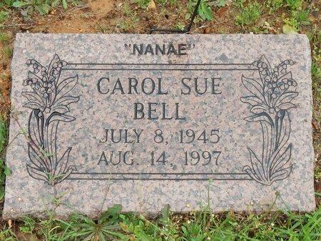 BELL, CAROL SUE - Bowie County, Texas   CAROL SUE BELL - Texas Gravestone Photos