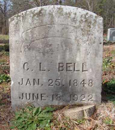 BELL, C L - Bowie County, Texas | C L BELL - Texas Gravestone Photos