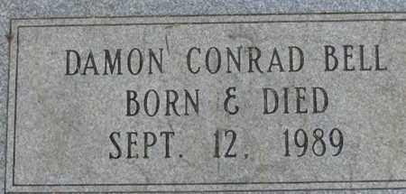 BELL, DAMON CONRAD - Bowie County, Texas | DAMON CONRAD BELL - Texas Gravestone Photos