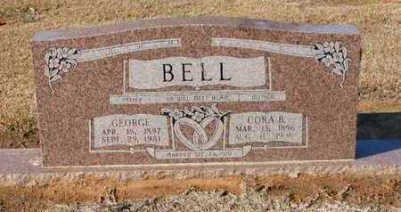BELL, GEORGE - Bowie County, Texas | GEORGE BELL - Texas Gravestone Photos