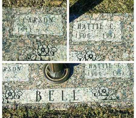 BELL, HATTIE C - Bowie County, Texas   HATTIE C BELL - Texas Gravestone Photos