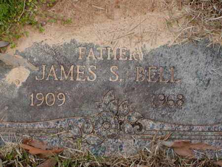 BELL, JAMES S - Bowie County, Texas | JAMES S BELL - Texas Gravestone Photos