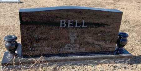 BELL, JOE E - Bowie County, Texas | JOE E BELL - Texas Gravestone Photos