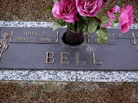 BELL, JOHN T - Bowie County, Texas   JOHN T BELL - Texas Gravestone Photos
