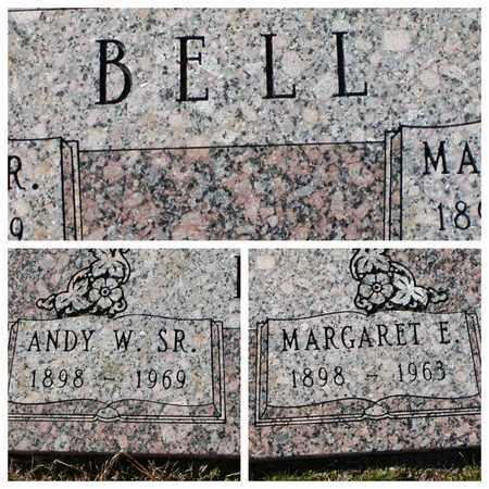 BELL, MARGARET E - Bowie County, Texas | MARGARET E BELL - Texas Gravestone Photos