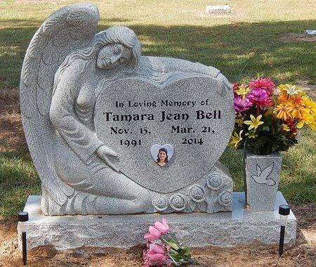 BELL, TAMARA JEAN - Bowie County, Texas   TAMARA JEAN BELL - Texas Gravestone Photos