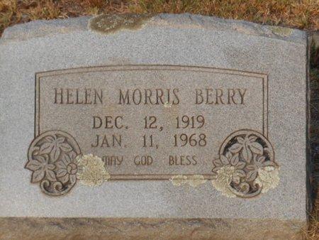 BERRY, HELEN - Bowie County, Texas | HELEN BERRY - Texas Gravestone Photos