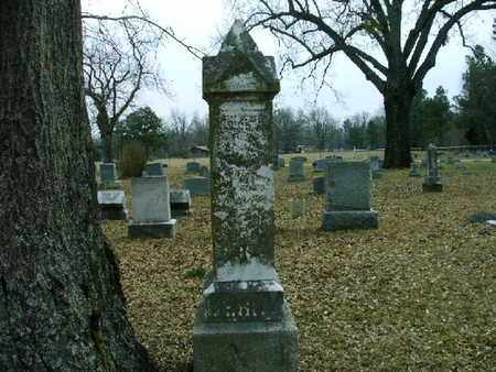 BERRY, JAMES B - Bowie County, Texas | JAMES B BERRY - Texas Gravestone Photos