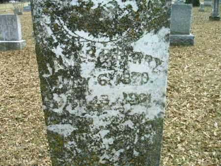 BERRY, JAMES B  (CLOSEUP) - Bowie County, Texas | JAMES B  (CLOSEUP) BERRY - Texas Gravestone Photos