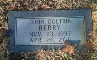 BERRY, JOHN COLTRIN - Bowie County, Texas | JOHN COLTRIN BERRY - Texas Gravestone Photos