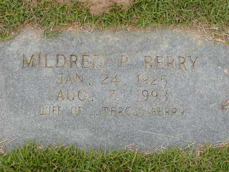 BERRY, MILDRED  B - Bowie County, Texas | MILDRED  B BERRY - Texas Gravestone Photos