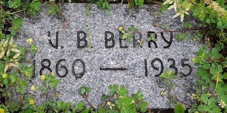 BERRY, V B - Bowie County, Texas | V B BERRY - Texas Gravestone Photos
