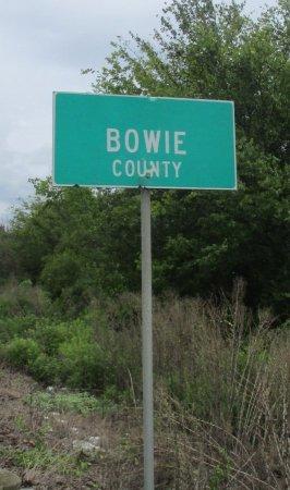 *BOWIE COUNTY, TEXAS - Bowie County, Texas   TEXAS *BOWIE COUNTY - Texas Gravestone Photos