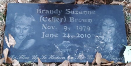 BROWN, BRANDY SUZANNE - Bowie County, Texas | BRANDY SUZANNE BROWN - Texas Gravestone Photos