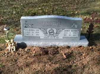 BROWN, CLAUDIA LEE - Bowie County, Texas | CLAUDIA LEE BROWN - Texas Gravestone Photos